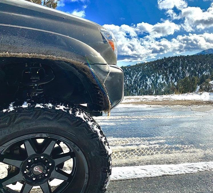 Cold Weather Tire Tips